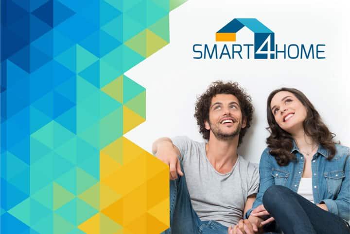 אפיון UI, UX | עיצוב אפליקציה: Smart4Home