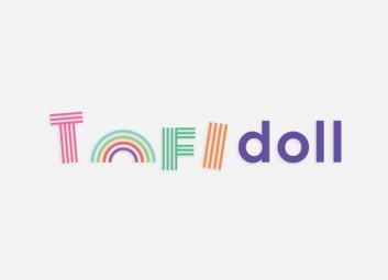 עיצוב לוגו – TOFI Doll פרויקט