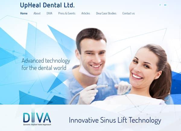 Upheal Dental – רפואה דנטלית