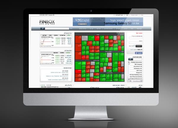 Finbox, הקמת אתר וורדפרס, בניית אתר סחר