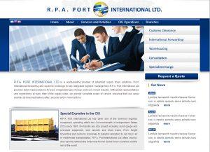 rpa port, בניית אתר אינטרנט, בניית אתרי מסחר