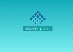 Web3D - מיתוג עסקי - לוגו של benefit