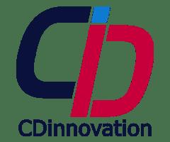 cdinnovation לוגו, מיתוג עסקי, web3d