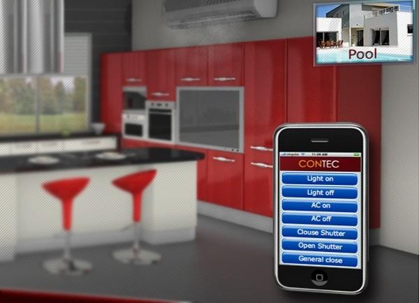 Web3D - contec app - מצגת עיסקית