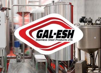 בניית מצגת עסקית – Gal Esh פרויקט