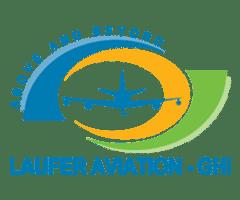 web3d, laufer aviation לוגו, אנימציה תלת מימדית