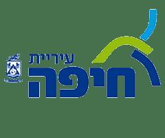 web3d, עיריית חיפה לוגו, בניית מצגות, מיתוג עסקי