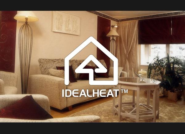 Web3D - בניית מצגות - ideal heat