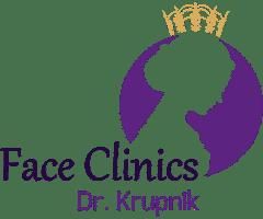 web3d, face clinics לוגו, בניית אתר תדמיתי, מצגת עיסקית