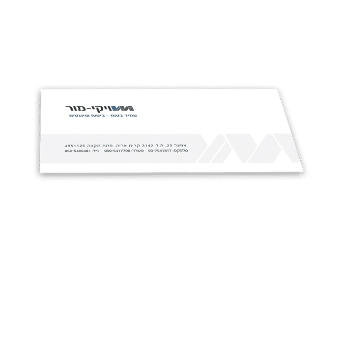 Web3D - מיתוג עסקי | עיצוב גרפי- ויקי מור
