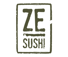 web3d, ze sushi לוגו, סרט תדמית