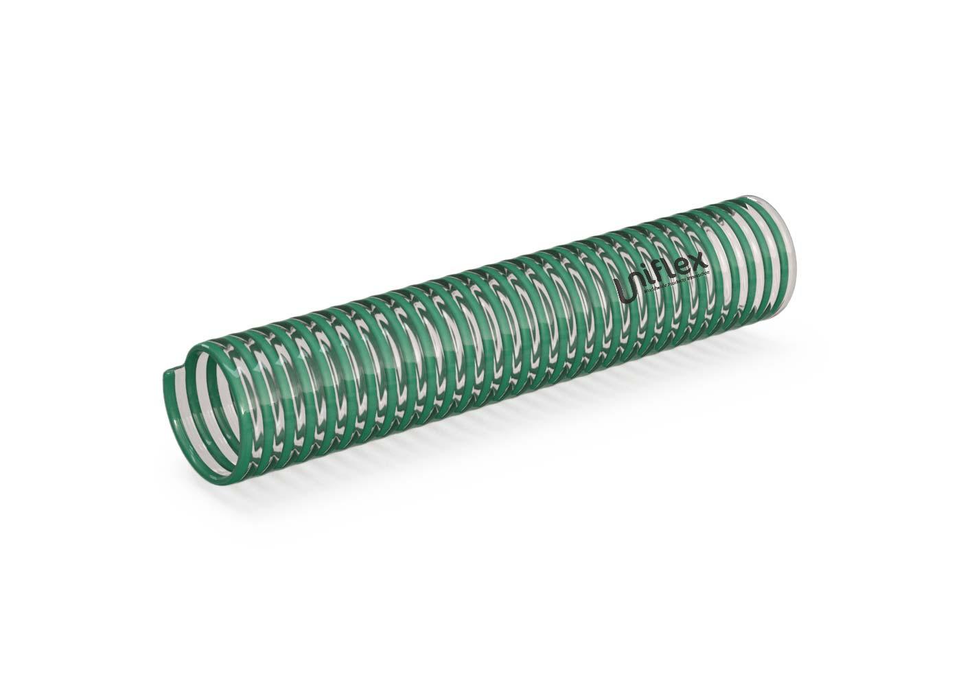 מידול והדמיית צינורות PVC למפעל Uniflex