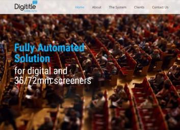בניית אתר אינטרנט | הקמת אתר: Digititle פרויקט
