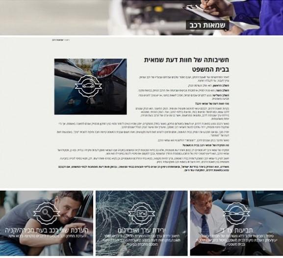 alper, בניית אתרים, web3d, שמאות רכב