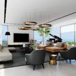 סלון, הדמיות אדריכליות, sothebys ,web3d