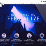 גרוביט, הקמת אתר אינטרנט, web3d