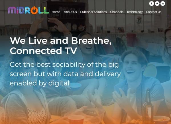 מיניסייט – Midroll תנומה ראשית של פרויקט