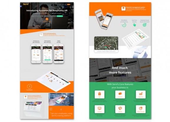 הקמת אתר אינטרנט, servi, כוח אדם בענף האירוח, web3d