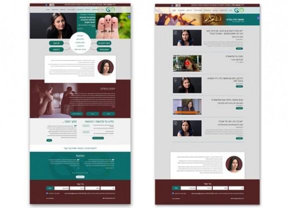 תכנון אתר אינטרנט, מאשה הלוי, יחסים פתוחים, web3d