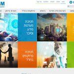 פתרונות אינטרנט, tcm טכנולוגיות, gui, web3d