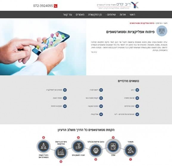 יריב קדם, דיני טכנולוגיה, web3d