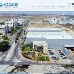 גלובוס אינטר, globus international, web3d, הקמת אתר