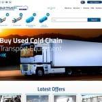 בניית אתר אינטרנט Cold Truck