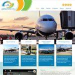 Laufer Aviation בניית אתר