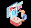 אייקון רפואה, ביו-מדיק וקוסמטיקה