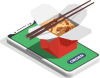 אייקון מסעדות, קייטרינג ומזון טרי ClickEat