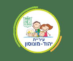 עיריית יהוד מונוסון לוגו