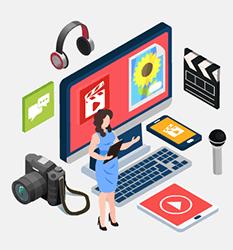 ייעוץ וליווי שירותי מולטימדיה