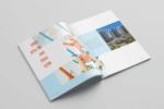 עיצוב קטלוג חברת גב ים