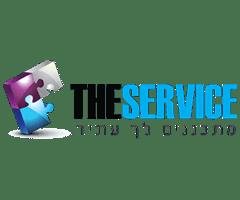 The Service logo