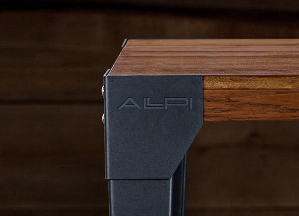 מיתוג עסקי עיצוב לוגו ALPI